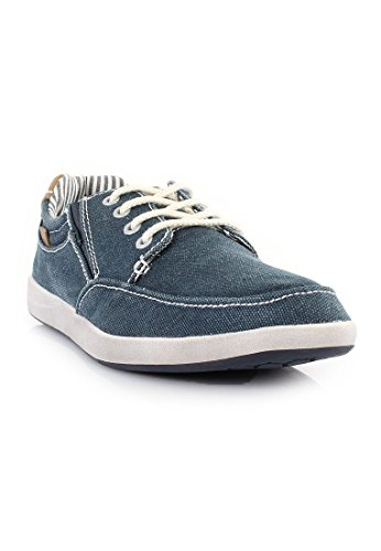 XTi sneaker men 27534 lona azul