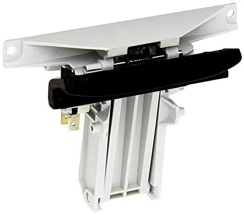 - Dishwasher Black Door Latch Handle that works with Maytag MDB5600AWQ