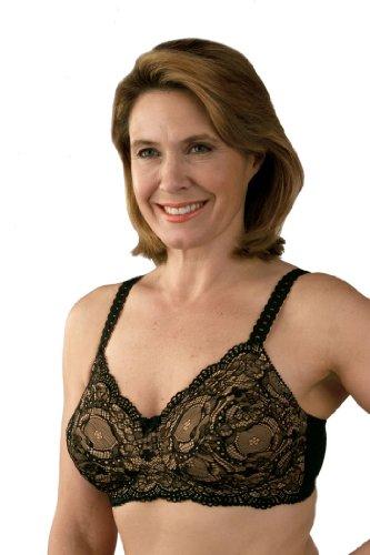 Classique Post - Classique Scalloped Lace Sensual Post Mastectomy Bra (Style 779)
