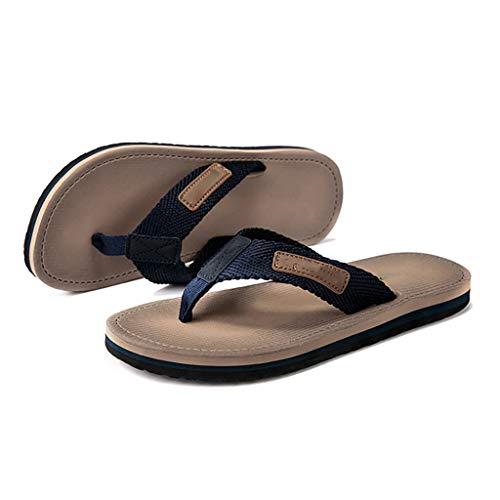 Zapatillas Y Huyp 41 Deporte Sandalias Deslizadizas Simples Playa De tamaño Pinch Ocasionales 7S7Ur0qAW