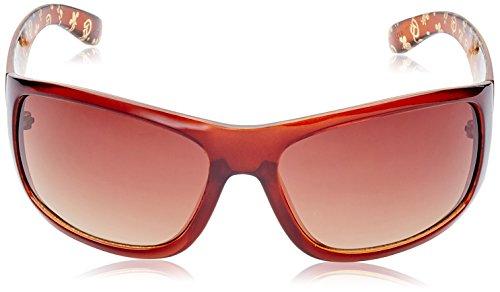 Gu6388Brn 3464 Marron Mujer 64 para Gafas de Sol GUESS z5Rwqxdpz