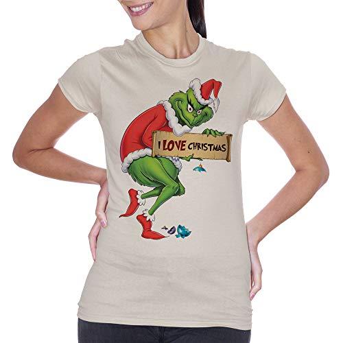 ChristmasFilm Color shirt I Sand T Love Grinch Choose Ur l3F1KTJc