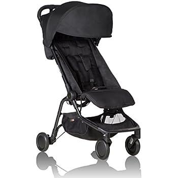 Amazon.com : Mountain Buggy Bagrider, Black : Baby