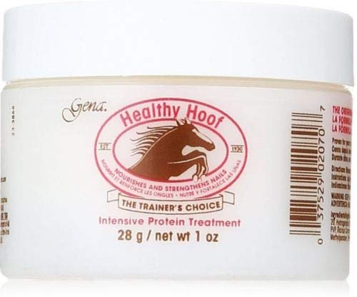 Gena Healthy Hoof Cream Protein Intensive Treatment 1 oz (Pack of 4) ()