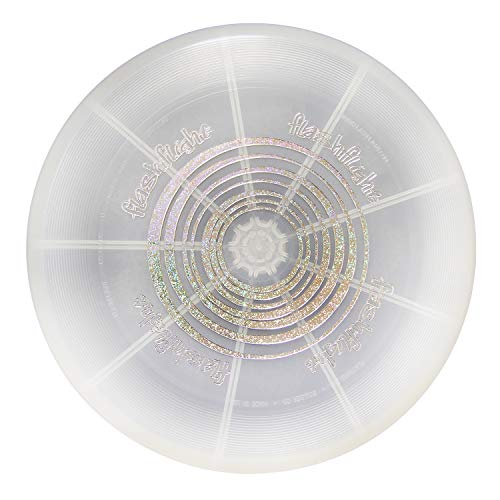 Nite Ize Flashflight LED Flying Disc, Light up the Dark for Night Games, Disc-O