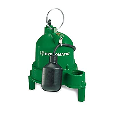Hydromatic SHEF30A1 Cast Iron Effluent Pump
