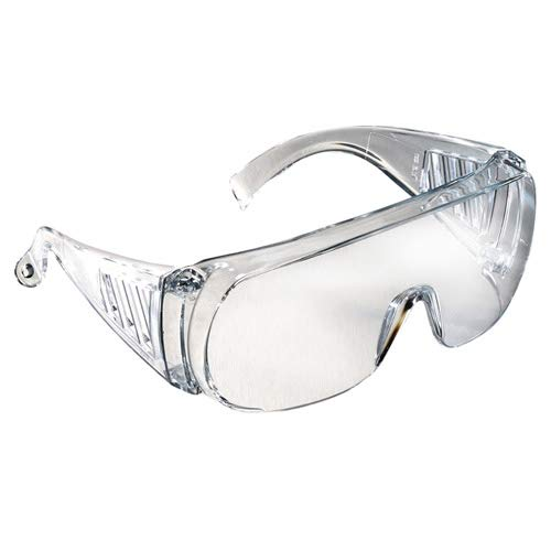 """Radians 360-C""""Chief"""" Over The Glass Safety Spec, Standard, Clear"""