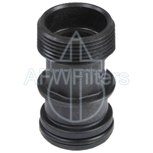Fleck 7000 Plastic Connector Assembly - 1 1/4