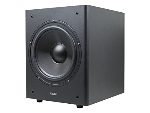 Monoprice 10-Inch Powered Studio Multimedia Subwoofer