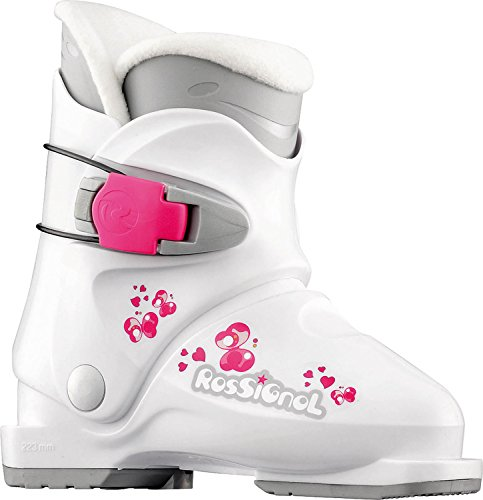 - Rossignol R18 Ski Boots Girl's Sz 9K (16.5)