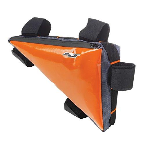 Wag-Gestell Bike Packing Tourismus Wasserdicht Orange (Taschen Reise)/Frame Bag Touring Bike Packing Waterproof Orange (Travel Bag)