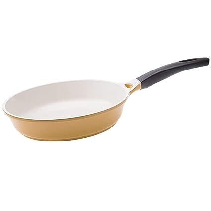 AYANGZ Antiadherente Sartén Inducción Libre de PFOA, cerámica SartéN Cocina or Saltear Moda Chef/