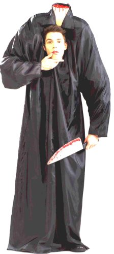Forum Novelties Men's Headless Man Costume, Multi-Color, Standard