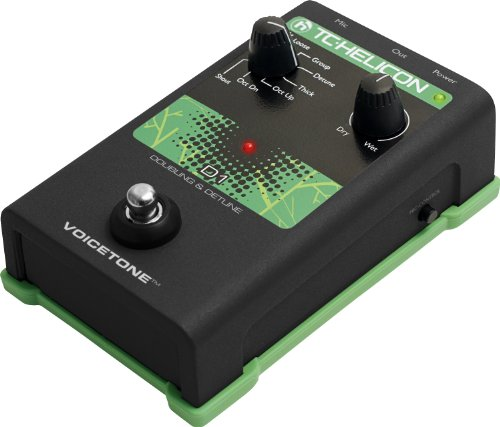 TC Helicon 996004005 VoiceTone D1 Vocal Effects Processor by TC-Helicon