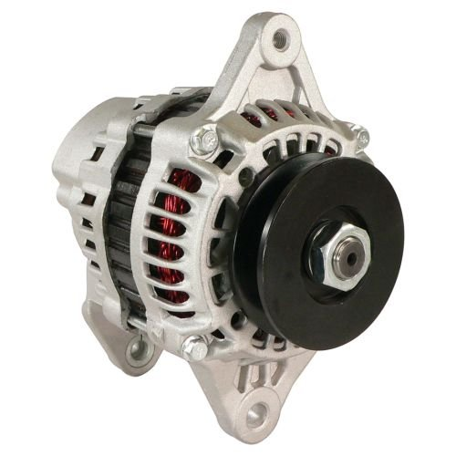 DB Electrical AMT0001 New Alternator for Hyster Sumitomo Yale, Various Models All Years W Mazda Fe Engine, Lift Truck DB 1992-On W Fe Engine Ha Engine A7T03277A 111495 7000215 1361853 1450928 3068342