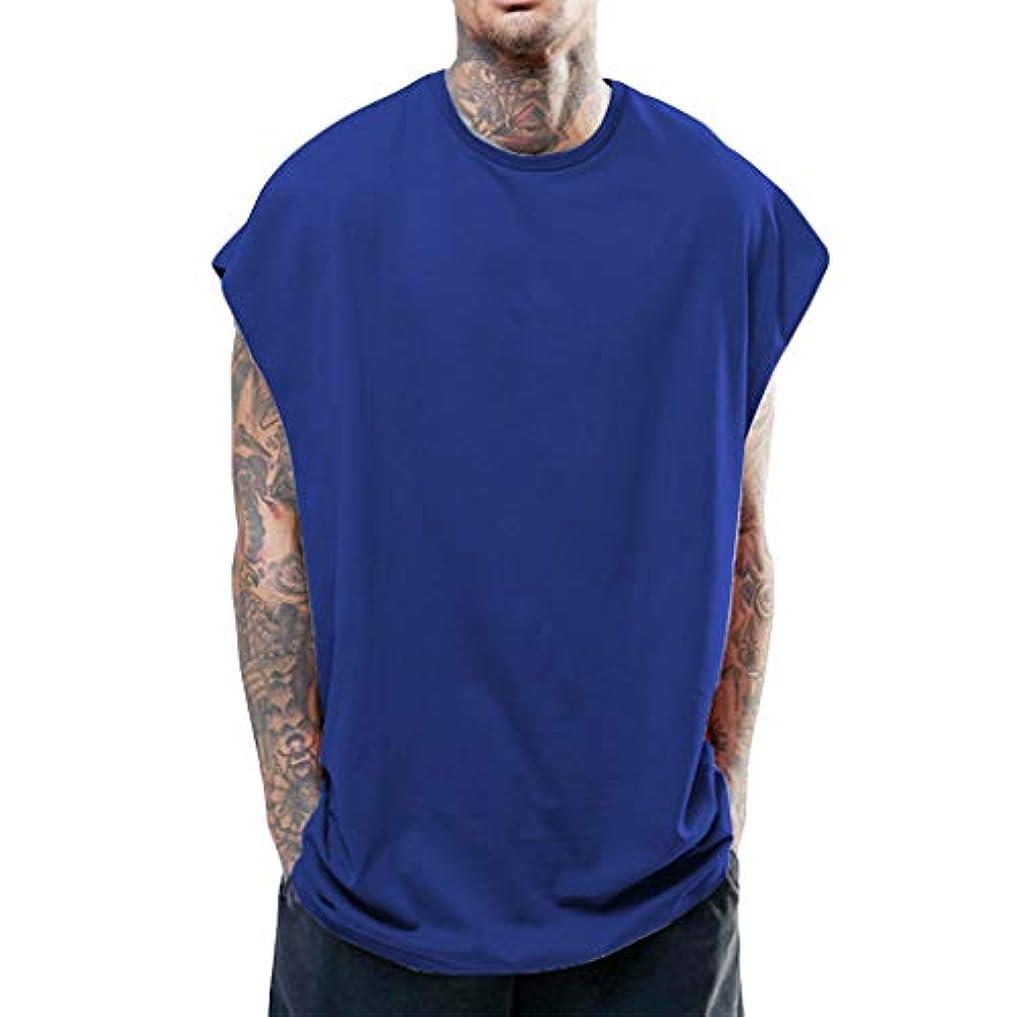深く注釈を付ける体細胞タンクトップ メンズ トレーニングウェア ノースリーブ フィットネス スポーツウェア Tシャツ ドライ ノースリーブ 無地 大きいサイズ インナーシャツ ジムウェア 吸汗速乾