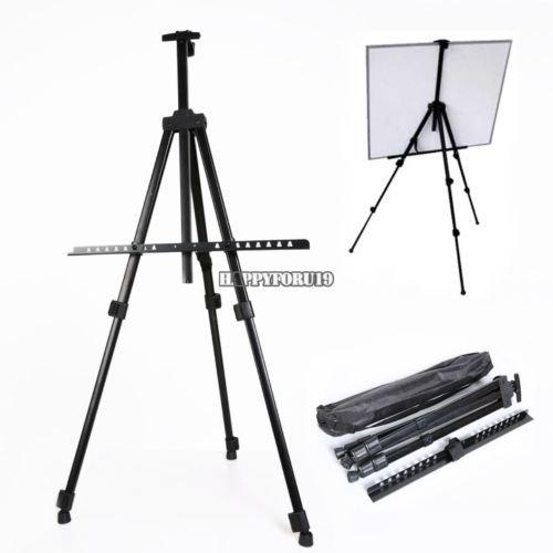 Art Folding - Folding Art Artist Telescopic Field Studio Painting Easel Tripod Display Stand