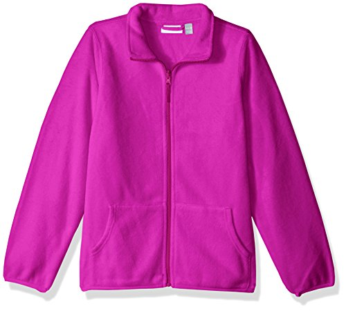 The Girls' Solid Lilac Neon 1 Place Jacket in Big Children's 3 UqwUOr4t