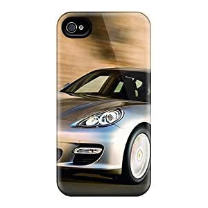 Snap-on Porsche 911t Cases Covers Skin Compatible With Iphone 4/4s