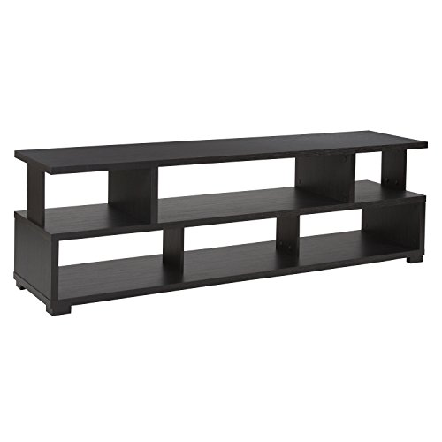 60' Black Tv Console - Flash Furniture Morristown Collection 59