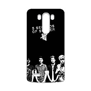 5 seconds of summer on Cell Phone Case for LG G3 by runtopwell