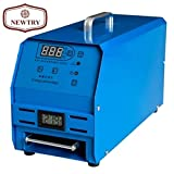 NEWTRY Small Automatic intelligent photosensitive seal machine Computer Flash Stamp Machine Exposure machine 10065mm (110V)