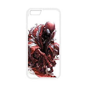 Carnage iPhone 6 Plus 5.5 Inch Cell Phone Case White Gift pjz003_3346932