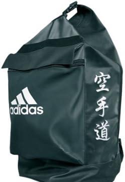 Adidas Sac de sport Karaté M New Bandes Blanches 60x30x30 cm
