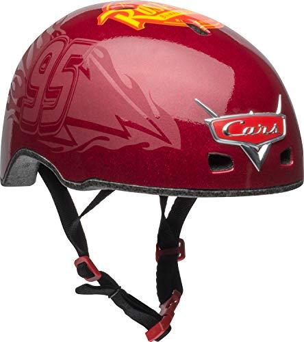 Cars Chrome Ghost Flame Child Multi-Sport Helmet