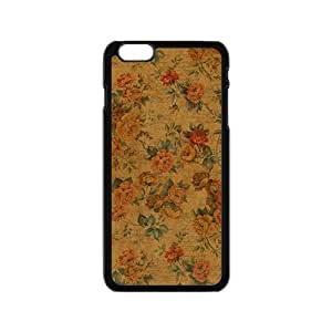 glam flowers personalized high quality cell phone case for Iphone 6