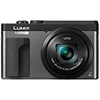 Panasonic DC-ZS70S Lumix 20.3 Megapixel, 4K Digital Camera, Touch Enabled 3 180 Degree Flip-Front Display, 30x Leica DC Vario-Elmar Lens, Wi-Fi with 3 LCD, Silver