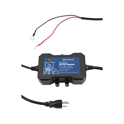 Atwood 11900–41.5Amp Batería cargador de mantenimiento