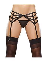 Dreamgirl Women's Madame Mystique Garter Belt