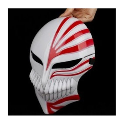 Bleach Hollow Cosplay Props -Halloween Mask – DIY Cosplay Costume (Make Your Halloween Mask Outstanding) for Carnival Party, Halloween, Cosplay, Prom, Night Party -Take time for shipping 20-25 day