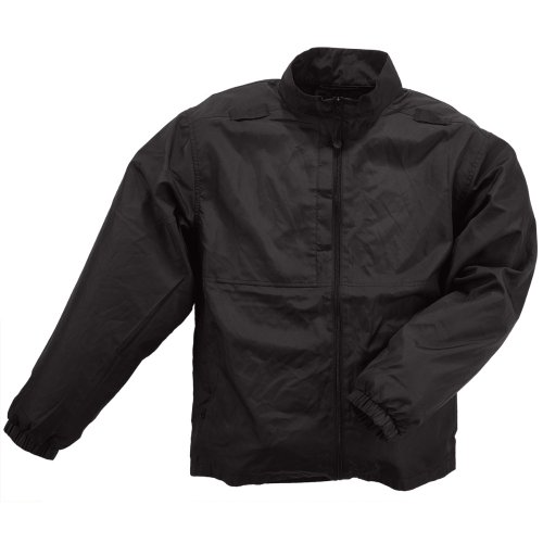 5.11 Tactical Jackets Outerwear (5.11 Tactical #48035 Packable Jacket (Black, X-Large))