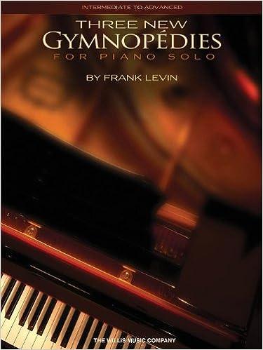 Kostenlose E-Books zum Herunterladen der Krankenpflege Hal Leonard Three New Gymnopedies - Intermediate To Advanced Level Piano PDF PDB CHM