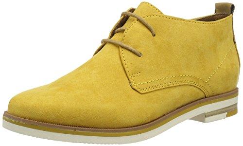Marco Tozzi 25128, Botines para Mujer Amarillo (Sun Comb 618)