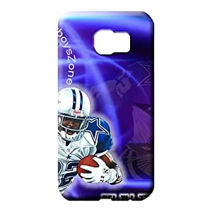 samsung galaxy s6 covers protection Colorful New Snap-on case cover mobile phone shells dallas cowboys