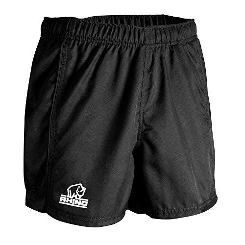 Rhino Mens Auckland Rugby Shorts (XL) - Rhino Rugby