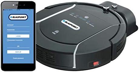 BLAUPUNKT Robot Aspirador y Fregasuelos Bluebot XSMART | Control ...
