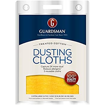 dusting wood furniture. guardsman wood furniture dusting cloths 5 pretreated cloth captures 2x the dust 6