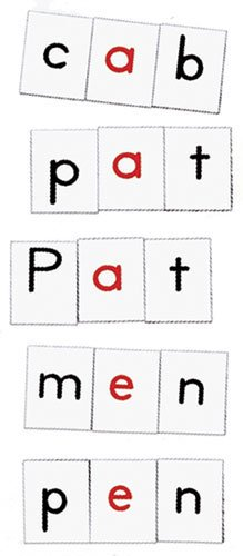 Primary Concepts, Magnetic Alphabet Tiles Learning Kit]()
