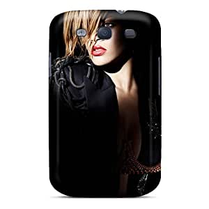 New Rihanna 40 Tpu Skin Case Compatible With Galaxy S3 by lolosakes