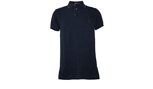 Ralph Lauren Hombre Diseñador Polo Shirt Camisetas - Big Pony -XL ...