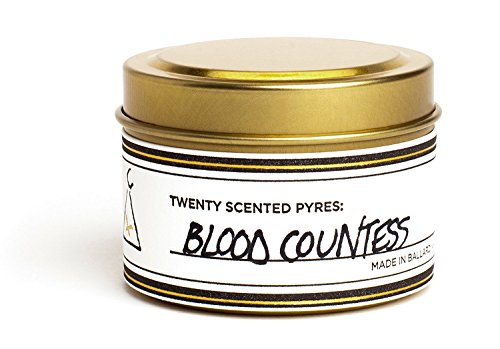 Blackbird Incense Pyres (Blood Countess) (Tin (20 Cones)) - incensecentral.us