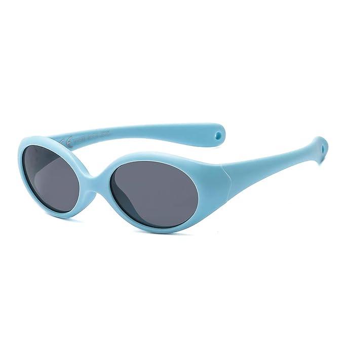 Amazon.com: SUERTREE JH9026 - Gafas de sol redondas para ...