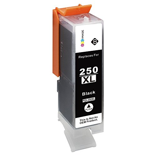 GPC Image Comaptible Ink Cartridge Replace for PGI 250 CLI ...