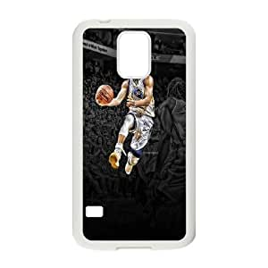 Golden State Warriors Stephen Curry Pattern Productive Back Phone Case For Samsung Galaxy S5 -Style-20