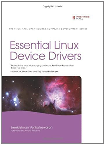 (Essential Linux Device Drivers) By Venkateswaran, Sreekrishnan (Author) Hardcover on (04 , 2008)