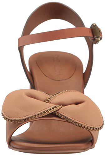 Dress Chloe Clara City by Sandal Women's Tan See wWq18fnTt5